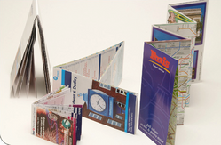 Map And Timetable Folding